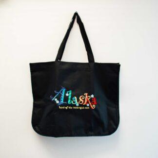 Black Reusable Bag